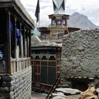 Pakistan: Valle dell'Hunza - Moschea